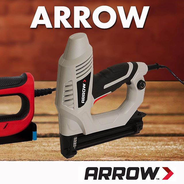 Discover the magic of Arrow's electric tools. For the pro nailers, there's the ET200BN Professional Electric Nailer, which shoots four sizes of brad nails up to 1 ¼-inch.