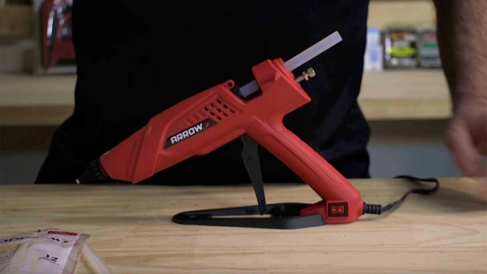 GT300 Professional High Temp Glue Gun