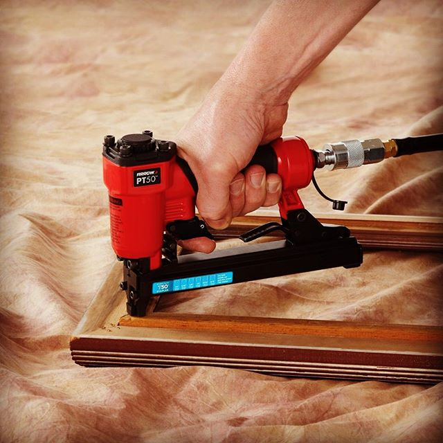 Powerful. Precise. Proven. Arrow's PT50 Pneumatic #StapleGun, PT15G Pneumatic Angled Nailer, PT18G Pneumatic Brad Nailer and PT23G Pneumatic Pin Nailer offer assistance to DIYers and pros alike. What could our pneumatic tools do for you? Click the link in our profile to learn more!