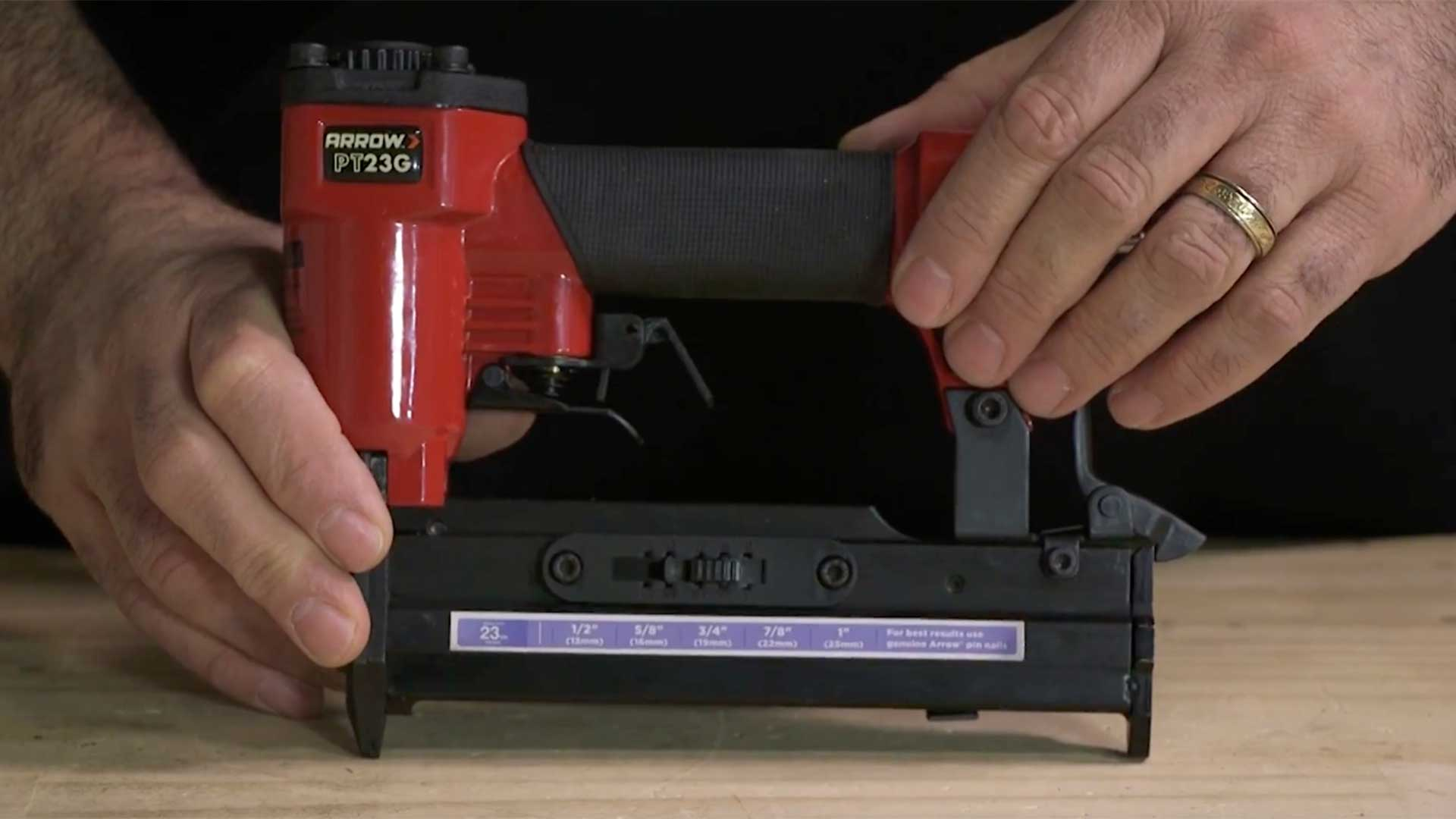 PT23G Pneumatic Pin Nail Gun