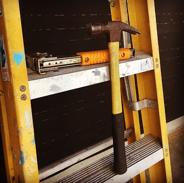 ARROW LOVE: Our customers who use their HT50 Professional Hammer Tackers for the tough jobs. Thanks to Nathan (@nealesteelworks) from Oregon for sharing his worksite photo! Want your photo to be featured on Arrow's Instagram? Tag us or use #MadeWithArrow, and you could be our next spotlighted fan!