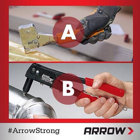 THIS OR THAT: Which tool would you be quicker to grab for your next home improvement project—a or a tool?