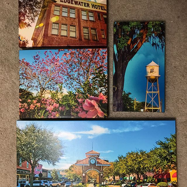 And on lighter news, check out more of these awesome canvas prints! #