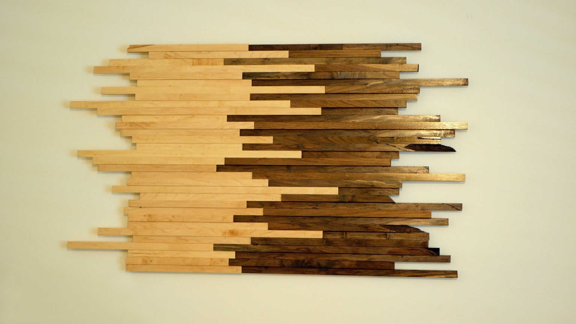 DIY Upcycle: Scrap Wood Wall Art Adds Style | Arrow Projects