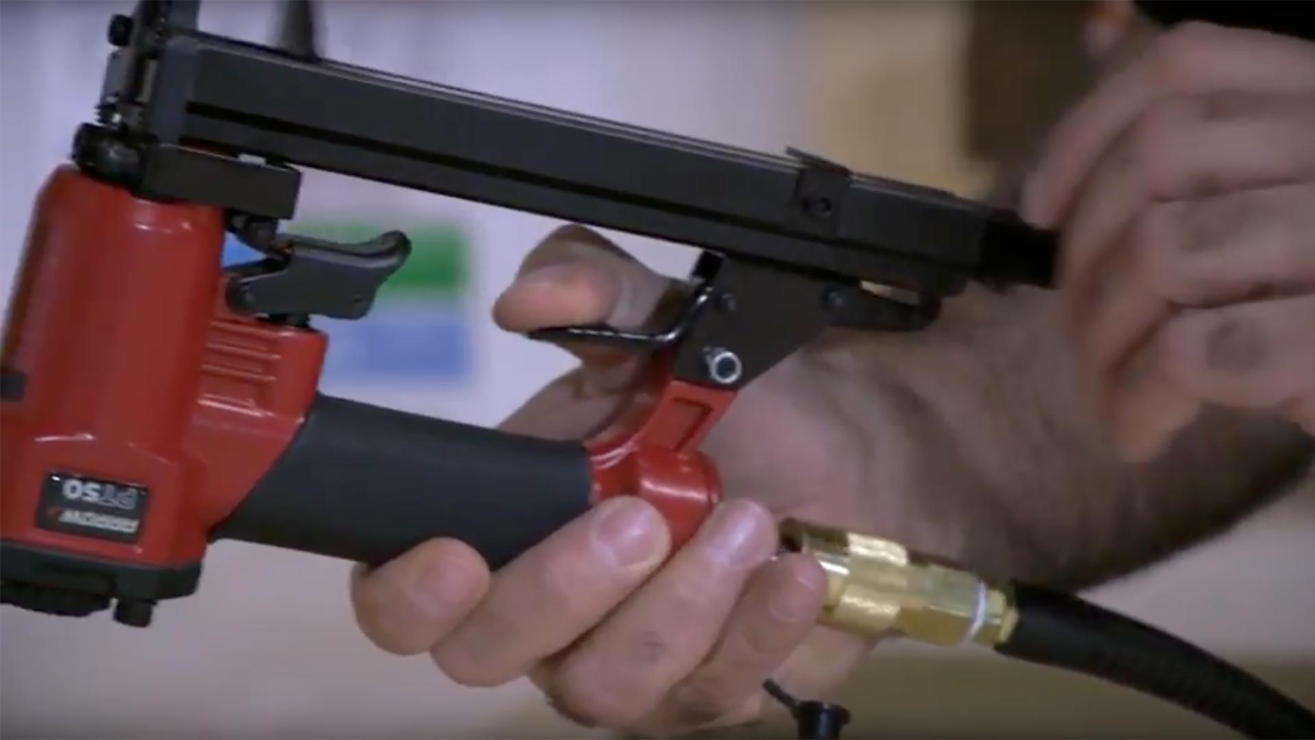 PT50 Pneumatic Staple Gun