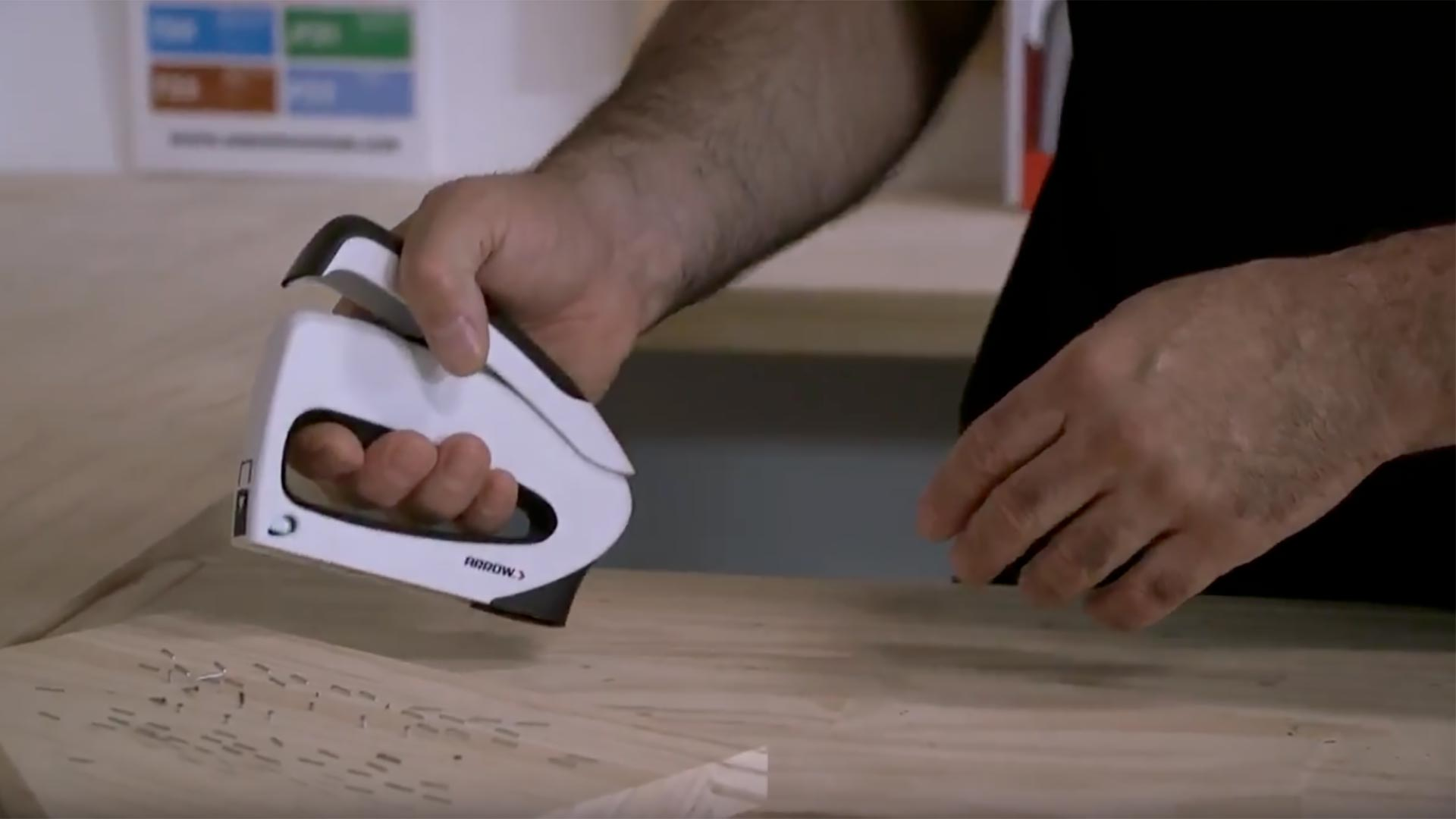 TT21 TruTac Staple Gun