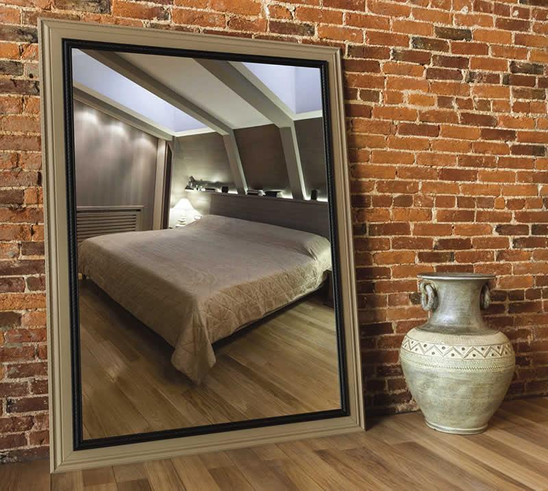 Diy Mirror Frame Homemade Mirror Frames Arrow Projects