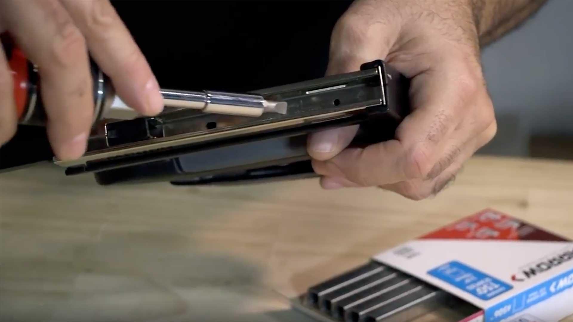 T50HS PowerShot Advanced Staple Gun and Brad Nailer