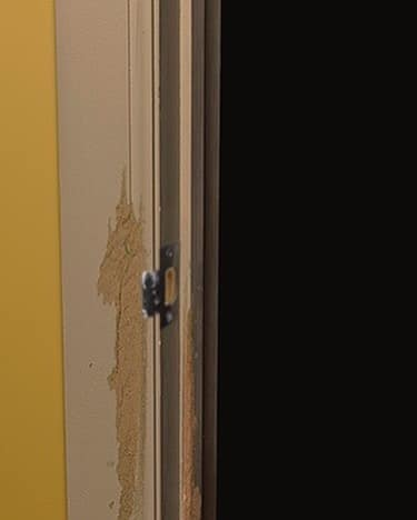 New Arrow blog! Learn how to repair damaged door trim and stop with Arrow's PT18G Pneumatic Brad Nailer. . . . . . . . .